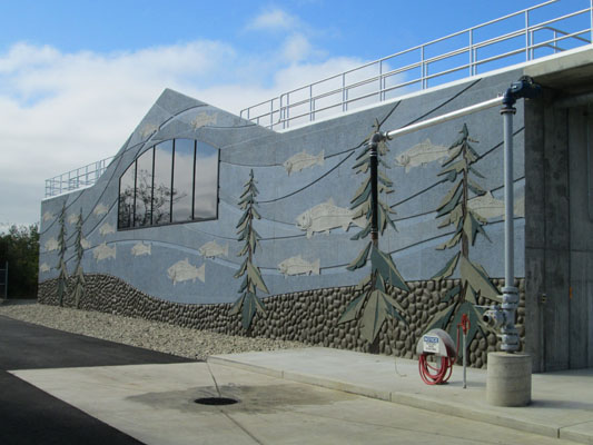 City of Coquille Wastewater Treatment Plant